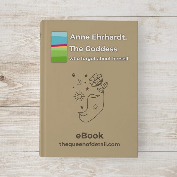eBook - The Goddess who forgot about herself